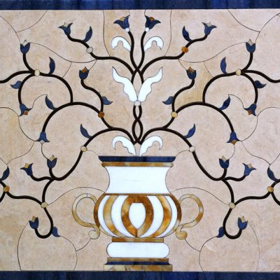 Backsplash Vaso