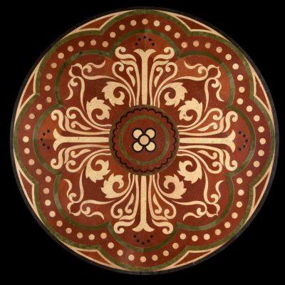 Medallion Fez color